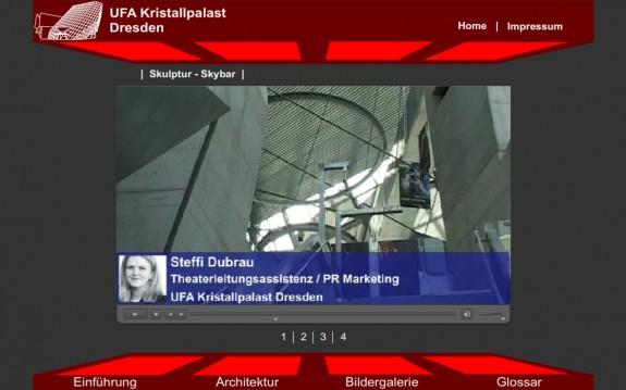UFA Kristallpalast - Video