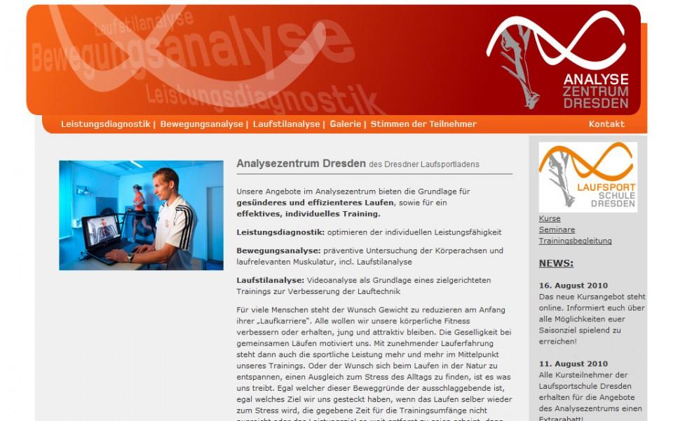 Analysezentrum Dresden - Startseite