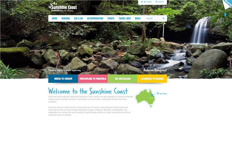 Sunshine Coast - Konsumenten Seite